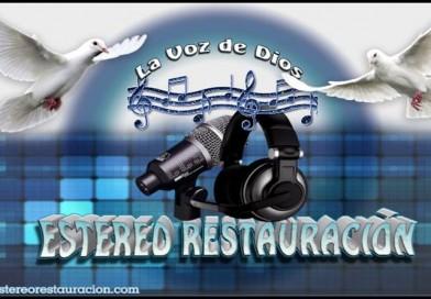 ESTEREO RESTAURACION